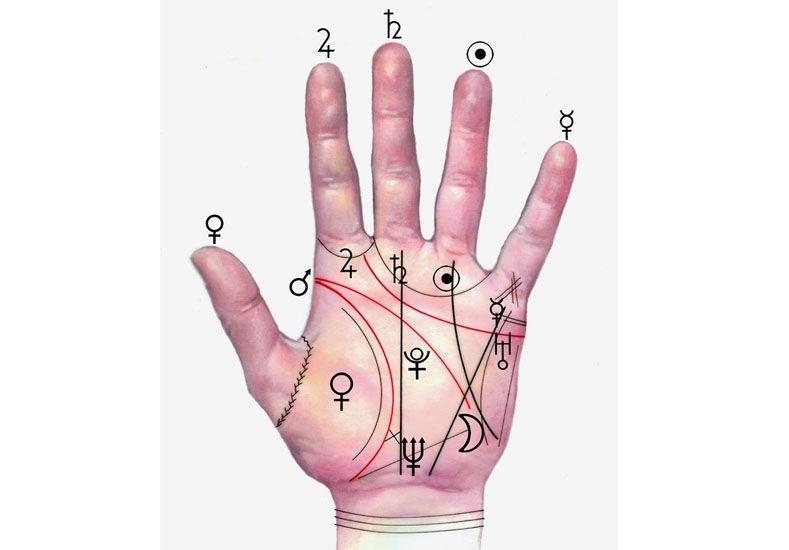 Verdades y mentiras de la lectura de las manos