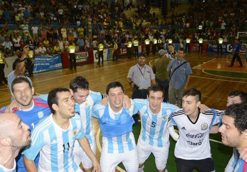 Argentina se quedó con la Copa América