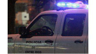 Robo y disparos en una cancha de fútbol de Paraná