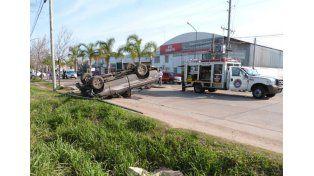 Vuelco fatal en Villaguay