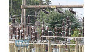 Tarifas. El valor del servicio eléctrico se mantiene congelado. Foto UNO/Juan Ignacio Pereira