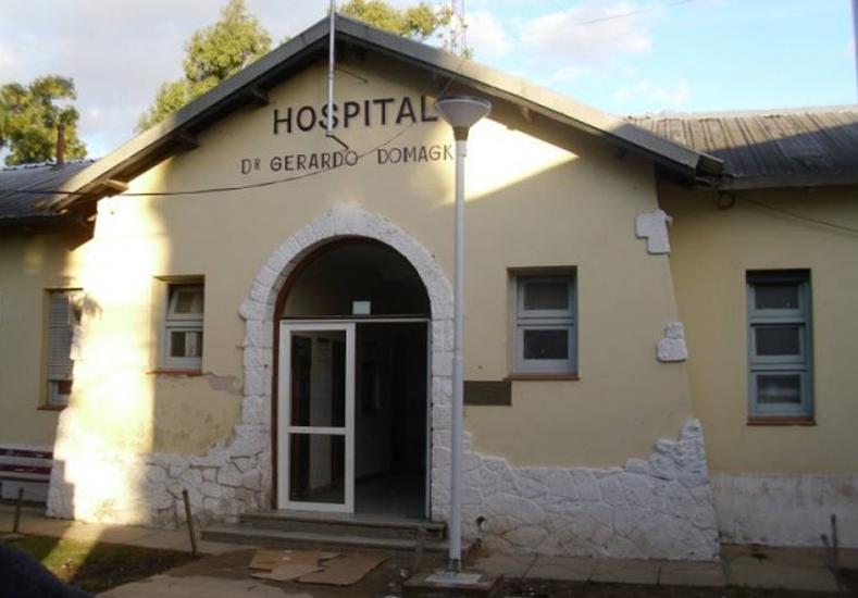 Hospital Domagk de Paraná comenzará a realizar medidas de fuerza