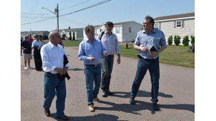 Destacan el potencial de Entre Ríos para construir casas de madera a gran escala
