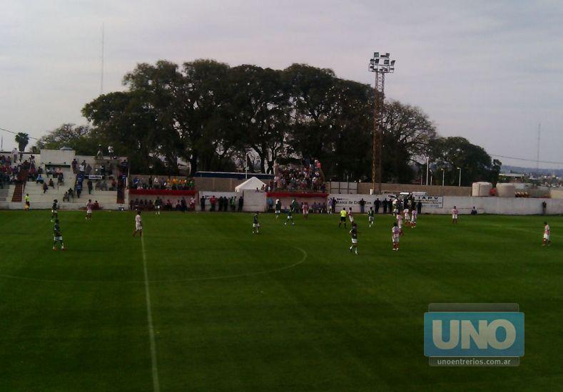 El Decano logró tres puntos de oro ante Sportivo Belgrano