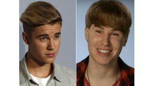 Murió el fan de Justin que gastó U$S 100.000 para parecerse a él