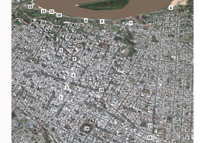 Hay más de 10.000 conexiones por mes al wi-fi público de Paraná