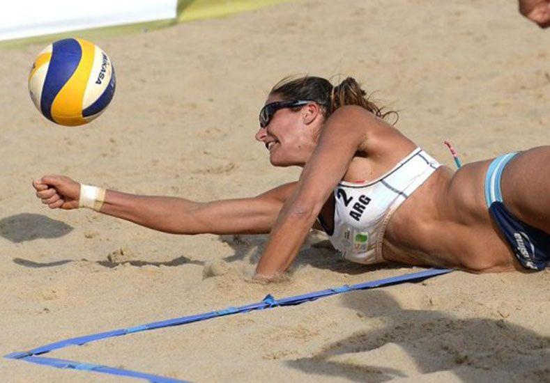 La entrerriana Ana Gallay y Georgina Klug fueron eliminadas en el Grand Slam de Olsztyn