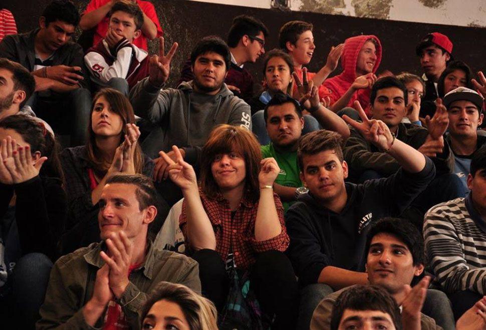 Dos mil jóvenes debatieron en Paraná sobre la nueva Ley Nacional de Juventud