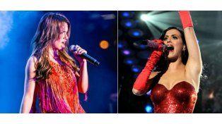 Lali Espósito será telonera de Katy Perry