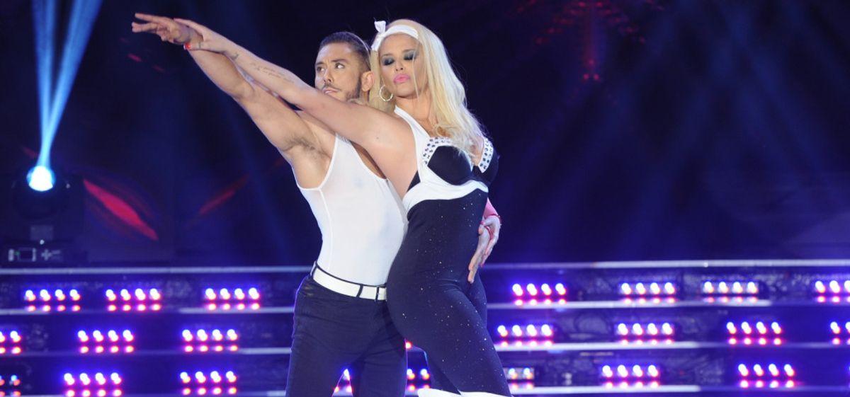 Escándalo en Ideas del Sur entre Nazarena Vélez, su ex bailarín y la producción