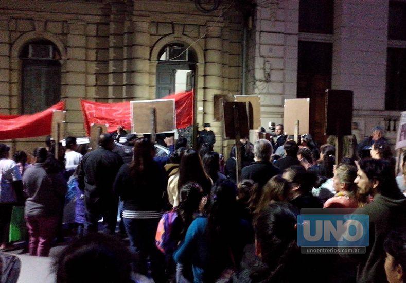 Pidieron justicia por el asesinato de Josefina López