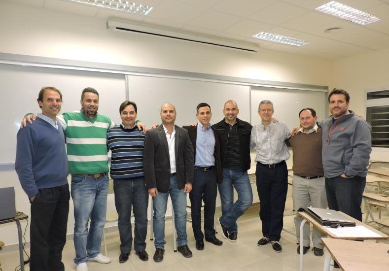 Se organiza el primer encuentro de graduados de Contador Público y Administración de la UAP