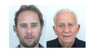 Los empresarios argentinos Hugo y Mariano Jinkis.  Foto: AP