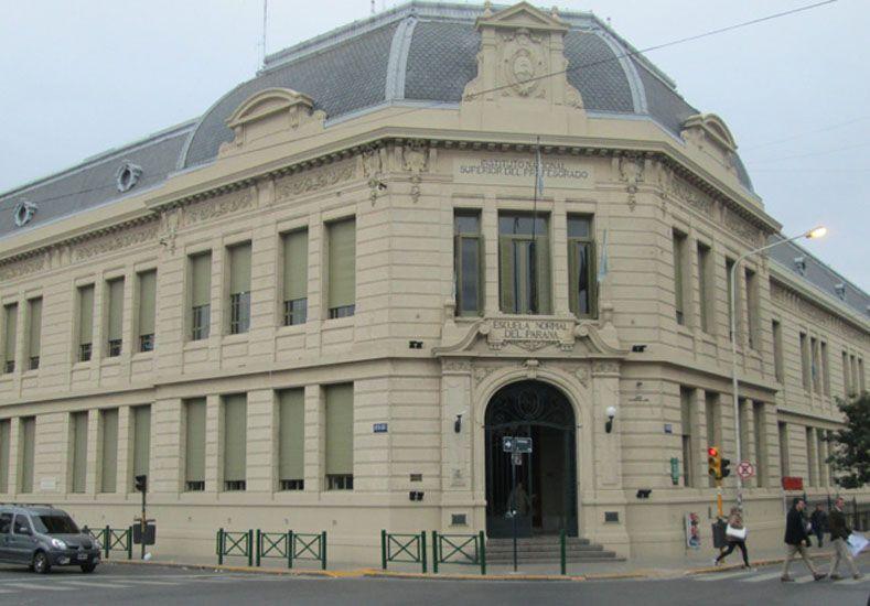 Escuela Normal Superior José María Torres. Foto: Internet