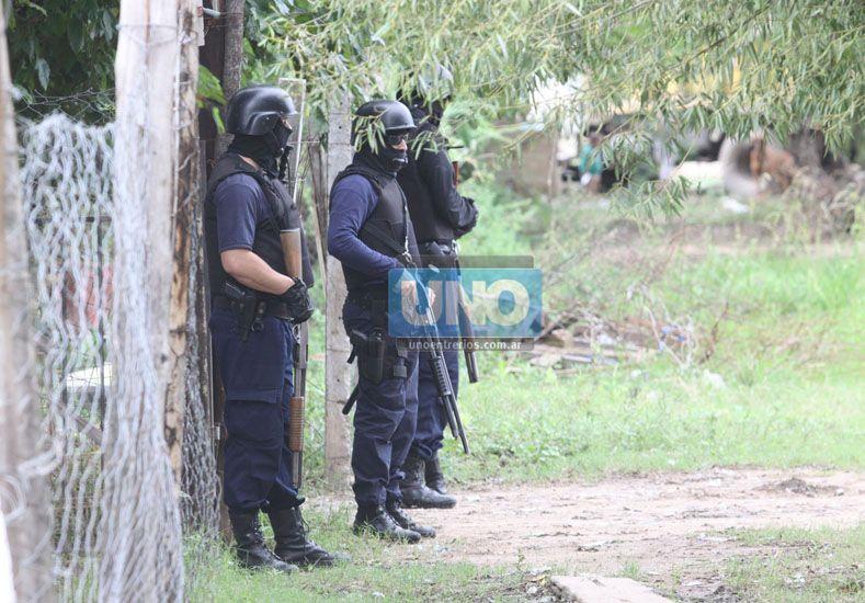 Incautaron unos 2.000 kilos de marihuana en Paraná