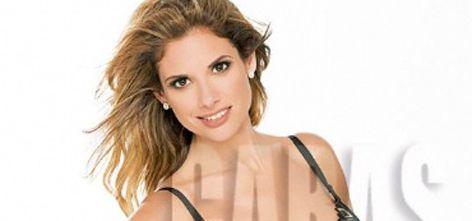 Tras perder 40 kilos, Alessandra Rampolla realizó una producción hot