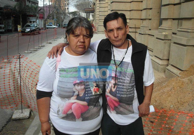 Mañana declararía el único detenido por el crimen de Josefina