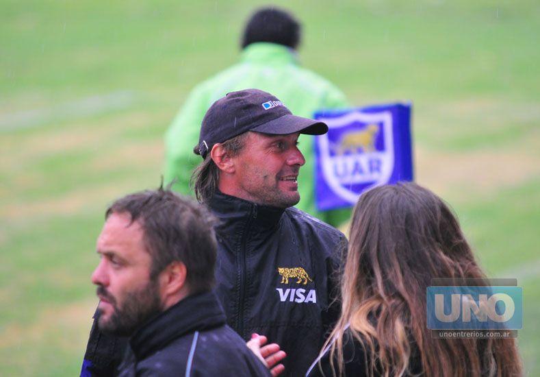 José Raiteri volverá a estar al frente del seleccionado mayor.  Foto UNO/Juan Manuel Hernández