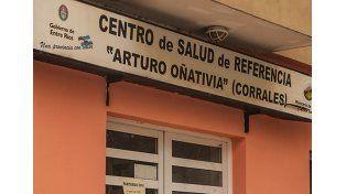 El centro de salud Doctor A. Oñativa (ex-Corrales)   Foto: Internet