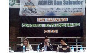 Fotos: Agmer Central