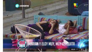#GH2015: ¿Marian quiere seducir al hermano de Brian?