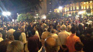 Se realizó una nueva marcha para reclamar por la elección en Tucumán