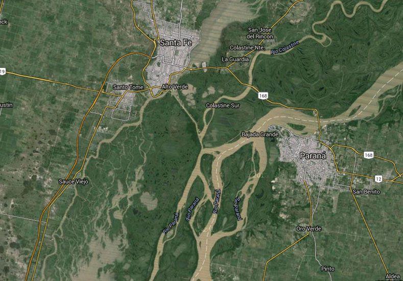 Buscan avanzar en definiciones sobre la traza del puente Paraná-Santa Fe