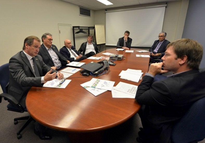 Entre Ríos proyecta acuerdos de cooperación con Quebec