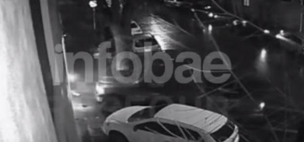 Se difundió un nuevo video de la brutal golpiza a Chano Charpentier