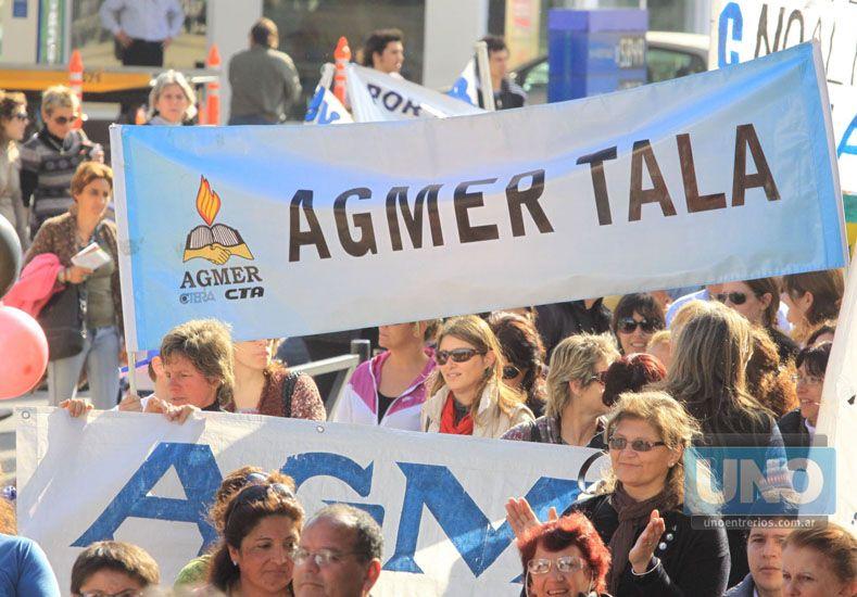El Superior Tribunal de Justicia falló a favor de Agmer