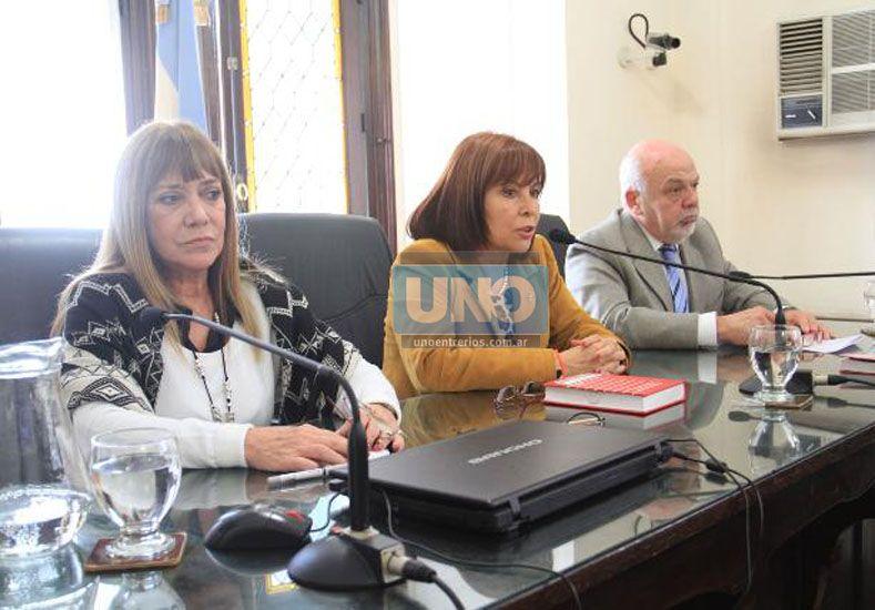 El Tribunal Oral Federal de Paraná . (Foto: UNO/Juan Ignacio Pereira)