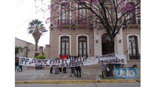 Cámara Federal de Apelaciones de Paraná.   Foto UNO/Lucila Tosolino
