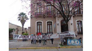 Cámara Federal de Apelaciones de Paraná.   Foto UNO/Lucila TosolinoFoto UNO