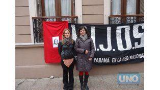 Uranga y Gullino.  Foto UNO/Lucila Tosolino