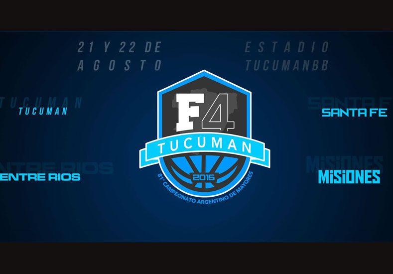 El logo oficial de la competencia que tendrá lugar desde mañana.