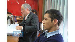Facundo Bressan. Foto UNO/Juan Ignacio Pereira