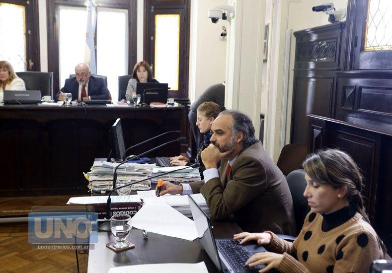 El fiscal José Candioti considera que se reunieron suficientes elementos y pruebas para condenar al contratista forestal José María Laner
