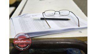 Votación compleja. El resultado de la elección primaria permite numerosas lecturas.  Foto UNO/Mateo Oviedo