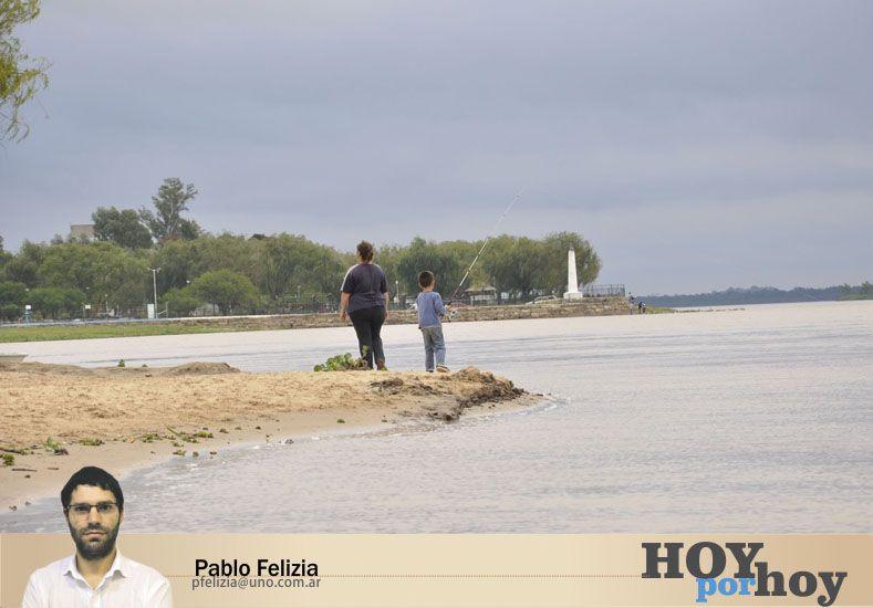 El injusto camino para llegar al río