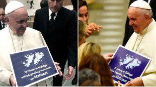El PRO asegura que el Papa es parte de la trampa de la causa Malvinas