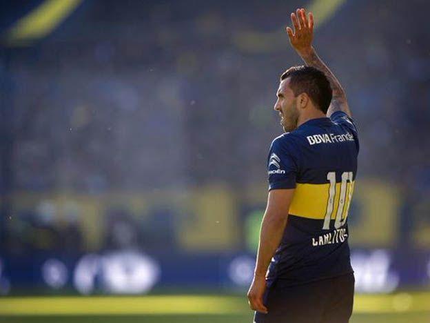 El conmovedor gesto de Carlitos Tevez