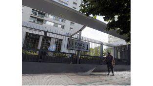 El edificio de Puerto Madero donde vivía el fiscal especial de la causa Amia. (Foto de archivo)