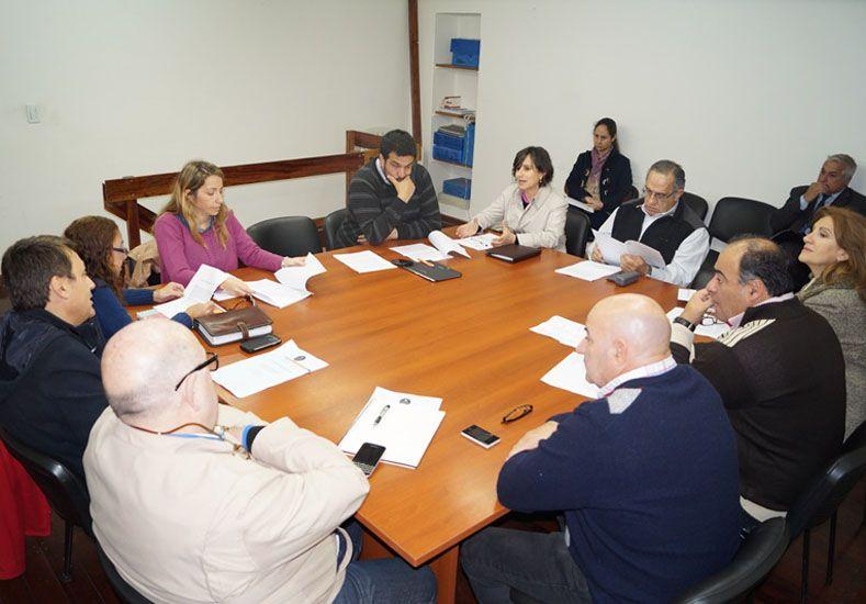 Comisión. Legislación le dio dictamen favorable al proyecto.