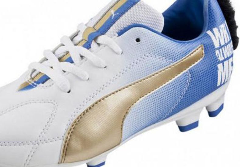 Los asombrosos botines que usará Balotelli