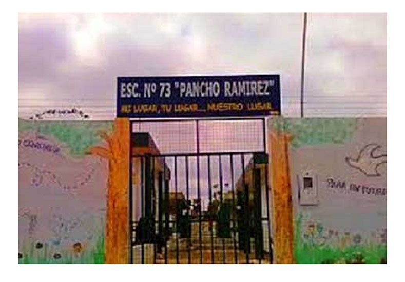 Desde la institución aseguran que desde mayo están solicitando seguridad en las inmediaciones debido a los hechos vandálicos y robos. (Foto diario Río Uruguay)