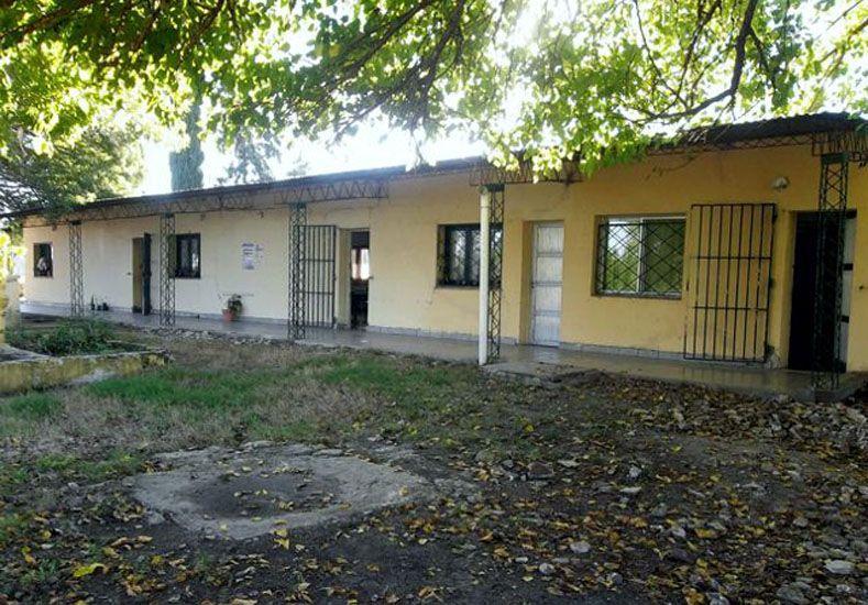 El establecimiento está ubicado a unos 5 kilómetros de la ciudad de Feliciano.