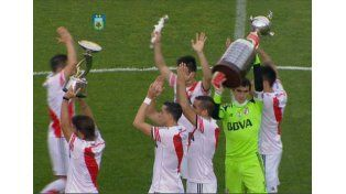 San Martín logró una victoria histórica