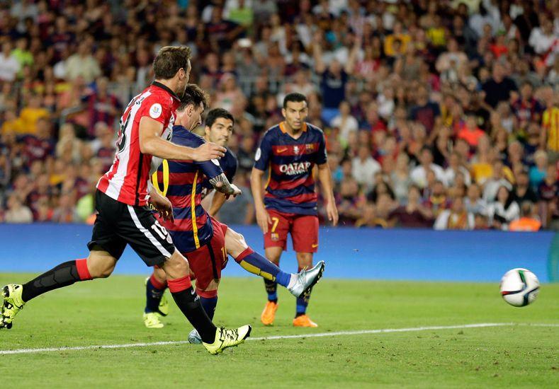Athletic de Bilbao se quedó con la Supercopa de España