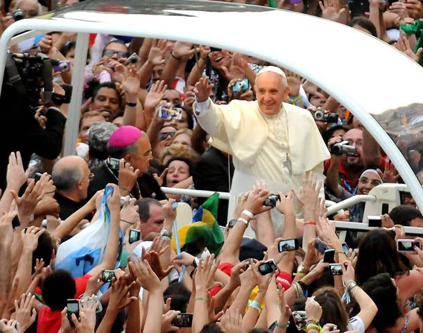 Bergoglio se convirtió en el primer pontífice argentino