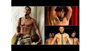 Channing Tatum habló de su pasado como stripper